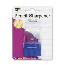 LEO 80730 Charles Leonard Cone Receptacle Pencil Sharpener LEO80730