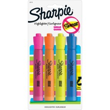 SAN 25174PP Sanford Sharpie Tank Style Accent Highlighters SAN25174PP