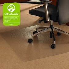 FLR 1115023TR Floortex Cleartex Ultimat Carpet Chairmat FLR1115023TR