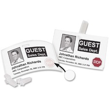 DYM 30911 Dymo LabelWriter Time-expire Name Badge Labels DYM30911