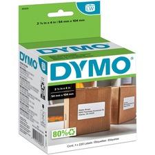 DYM 30323 Dymo LW Shipping Labels DYM30323