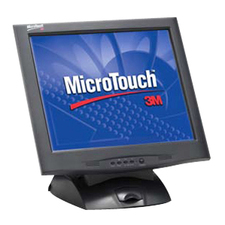 "3M MicroTouch M1700SS 17"" Touchscreen LCD Monitor"