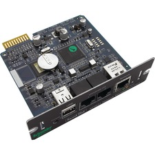 APC AP9631 Network Management Card 2 with Environmental Monitoring