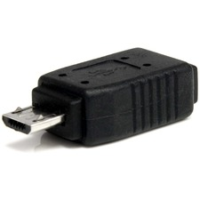 StarTech Micro USB to Mini USB 2.0 Adapter