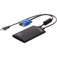 StarTech KVM Console to USB 2.0 Portable Laptop Adapter