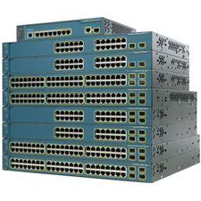 Cisco Catalyst 3560V2-24TS Layer 3 Switch