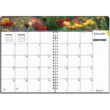 HOD 264632 Doolittle Earthscapes Gardens Monthly Planner HOD264632
