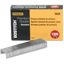 BOS 50SK Bostitch Mini Strip Premium Standard Staples BOS50SK