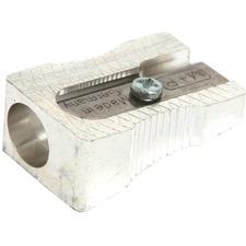 BAU MR1201 Baumgartens Metal Pocket Pencil Sharpener BAUMR1201