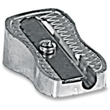 BAU 12050 Baumgartens Slanted Face 1-Hole Pencil Sharpener BAU12050