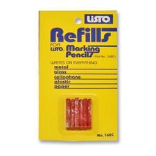 LIS 162CRD Listo Marking Pencil Refills LIS162CRD