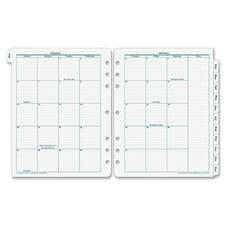 FDP 35400 Franklin Original Planning Sys Mthly Refill Tabs FDP35400