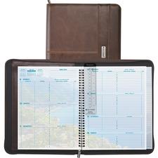 DTM 88464 Day-Timer Coastlines Notebook Size Wkly Organizer DTM88464