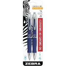 ZEB 42622 Zebra Wide GR8 Gel Retractable Pens ZEB42622