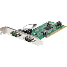 StarTech Serial 2 Port PCI Adapter