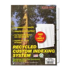 KLF 23256 Kleer-Fax Custom Unpunched Laser Indexing System KLF23256
