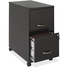HID 16293 Hirsh File Cabinet with Caster Kit