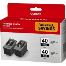 CNM PG40TWINPK Canon PG40TWINPK Ink Cartridge CNMPG40TWINPK