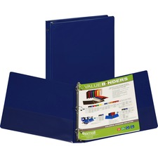 SAM 11302 Samsill Value Storage Binder SAM11302