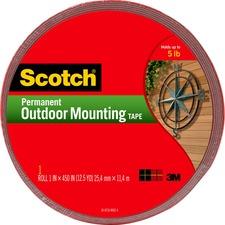 MMM 4011LONG 3M Scotch Exterior Mounting Tape MMM4011LONG
