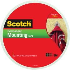 MMM 110LONG 3M Scotch Double-Coated Foam Mounting Tape MMM110LONG