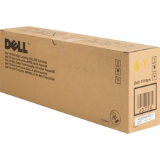 Dell - Toner cartridge - 1 x yellow - 12000 pages
