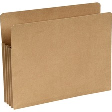 WLJ WCC68RK Acco/Wilson Jones Eco-friendly File Pockets WLJWCC68RK