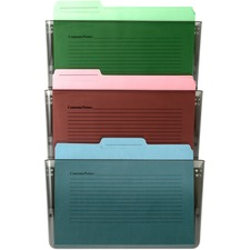 OIC 21421 Officemate Plastic Wall File OIC21421