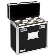 IDE VZ01187 Ideastream Locking Legal File Tote IDEVZ01187