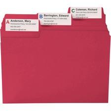 SMD 11983 Smead SuperTab 1/3 Cut File Folders  SMD11983