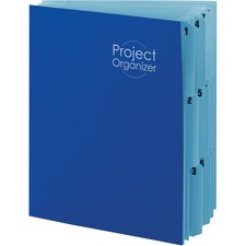 SMD 89200 Smead 10-Pocket Project Organizer SMD89200