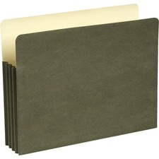 WLJ WCC68RG Acco/Wilson Jones Eco-friendly File Pockets WLJWCC68RG