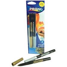 DIX 80597 Dixon Prang Metallic Art Markers DIX80597