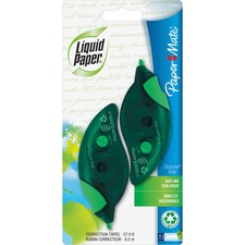PAP 1744480 Paper Mate Recycled Correction Tape  PAP1744480