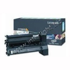 Lexmark - Toner cartridge, High Yield, 1 x yellow, LRP