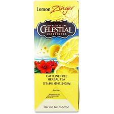 CST 31010 Hain-Celestial Lemon Zinger Herbal Tea CST31010