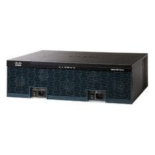 Cisco 3945 3U Integrated Services Router