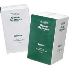 MII PRM21412C Medline Caring Non-sterile Gauze Sponges MIIPRM21412C