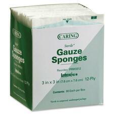 MII PRM3312 Medline Sterile Gauze Sponges MIIPRM3312