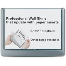 DBL 497737 Durable Click Sign DBL497737