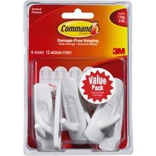 Command Adhesive Strip Hook
