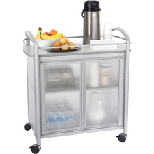 Safco 8966GR Service Cart