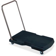 RCP 440000 Rubbermaid Triple Trolley 250 lb. Cap Office Cart RCP440000