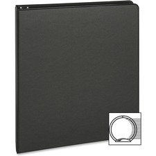 BSN 09976 Bus. Source Basic Round-ring Binder  BSN09976