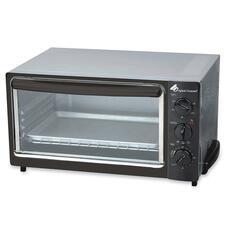 CFP OG22 CoffeePro Original Gourmet Black Toaster Oven CFPOG22