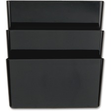 OIC 26092 Officemate 3-pocket Wall File  OIC26092