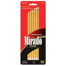 PAP 5888 Paper Mate Mirado Classic No. 2 Woodcase Pencils PAP5888