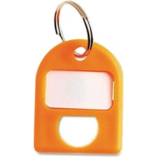 CUI 80078 Carl Mfg Color-coded Labeling Key Tags CUI80078