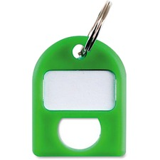 CUI 80088 Carl Mfg Color-coded Key Tags CUI80088