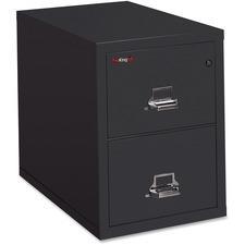 FIR 21831CBL FireKing Deep Insulated Vertical Ltr File Cabinets FIR21831CBL